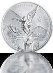 Mexican Silver Libertads