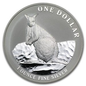 The Australian Silver Kangaroo